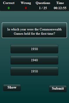 Commonwealth Quiz screenshot 3