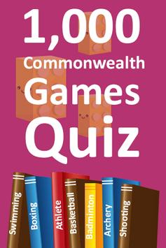 Commonwealth Quiz poster