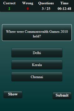 Commonwealth Quiz screenshot 1