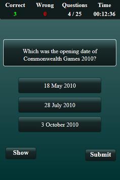 Commonwealth Quiz screenshot 2
