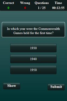 Commonwealth Quiz screenshot 7