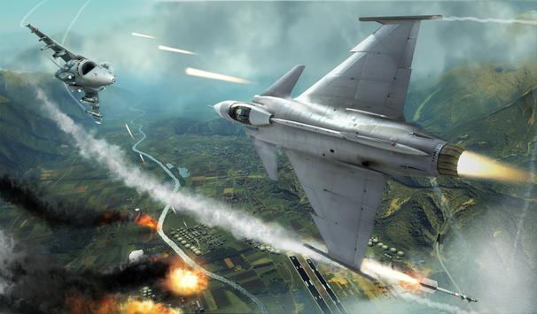 Combat Aircraft Crash Game screenshot 2