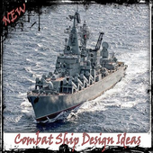 Combat Ship Design Ideas icon