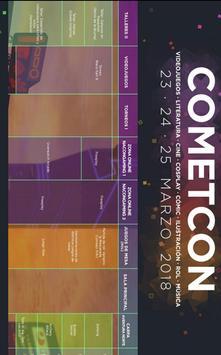 CometApp2018 screenshot 3
