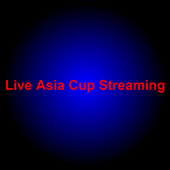 Live Asia Cup icon