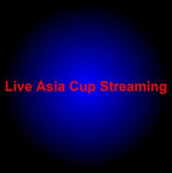 Live Asia Cup screenshot 1