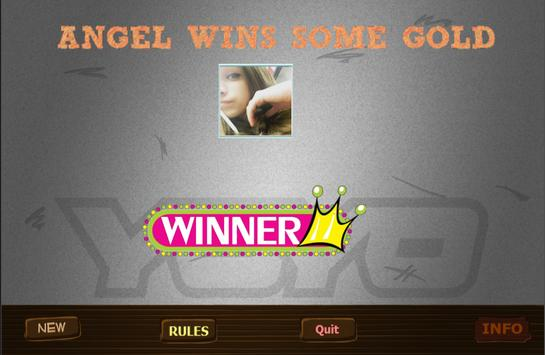 Angel Wins Some Gold poster