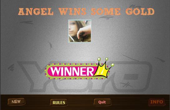 Angel Wins Some Gold screenshot 2