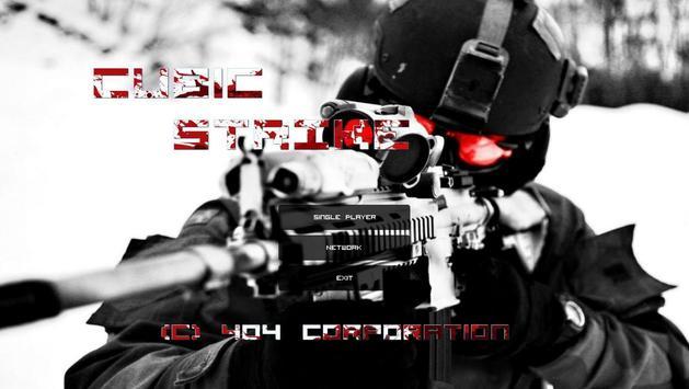 CubicStrike Online Multiplayer poster