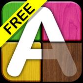 ABC Puzzle Blocks FREE icon