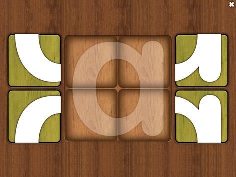ABC Puzzle Blocks FREE apk screenshot