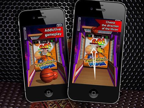Basketball Frenzy screenshot 4