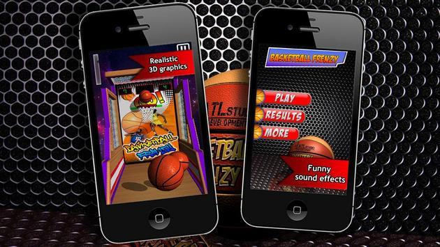 Basketball Frenzy screenshot 6