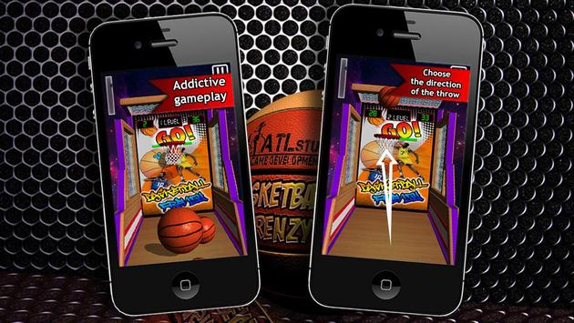 Basketball Frenzy screenshot 7