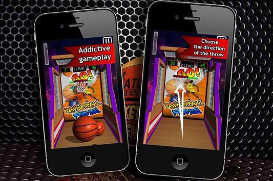 Basketball Frenzy screenshot 1