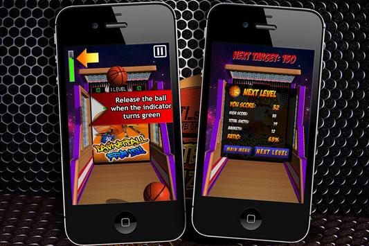 Basketball Frenzy screenshot 2