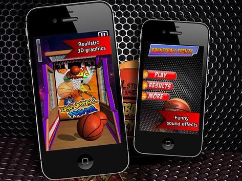 Basketball Frenzy screenshot 3