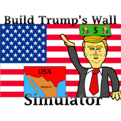 Build Trump's Wall Simulator icon