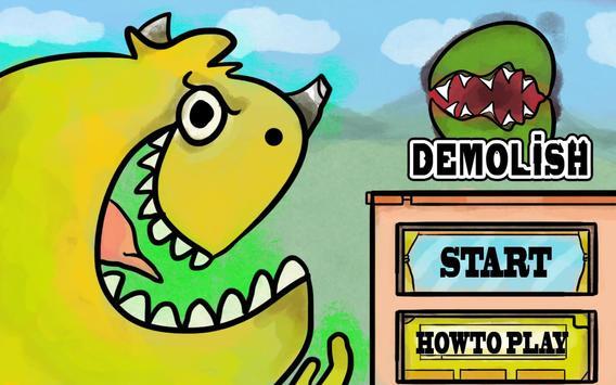 Demolish screenshot 2