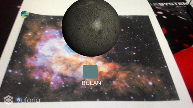 AR Our Solar System 3D apk screenshot