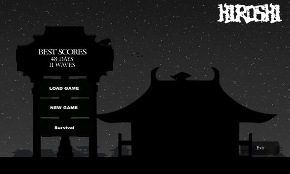 Hiroshi Samurai screenshot 3