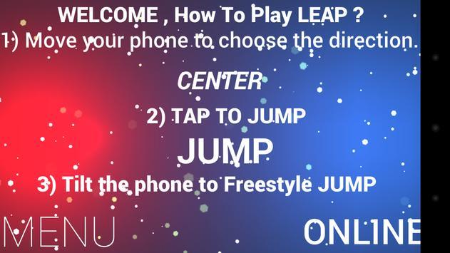 Leap apk screenshot