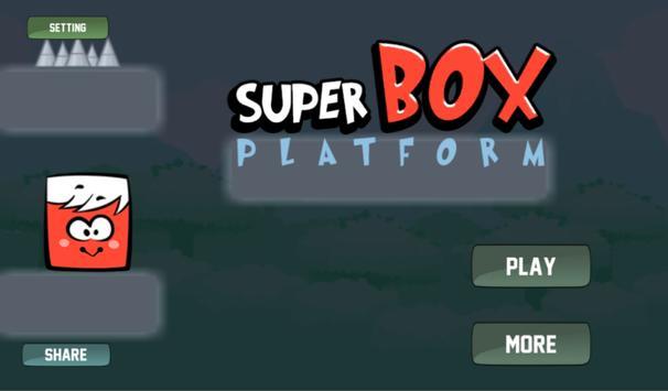 Super Box Platform poster