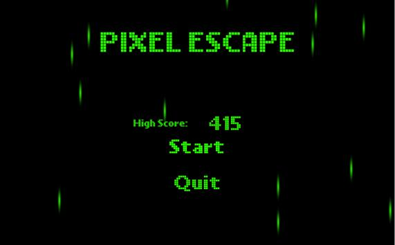 Pixel Escape apk screenshot