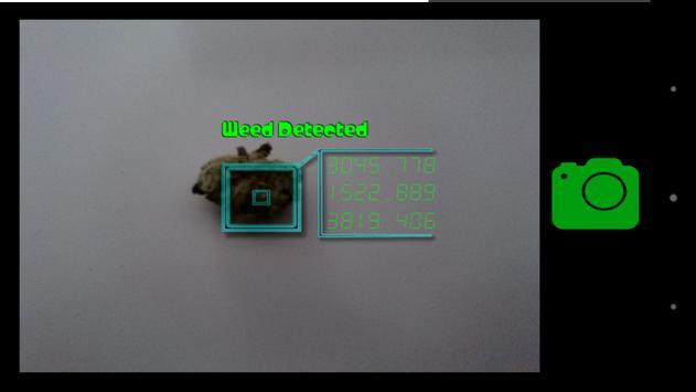 Weed Scanner screenshot 1