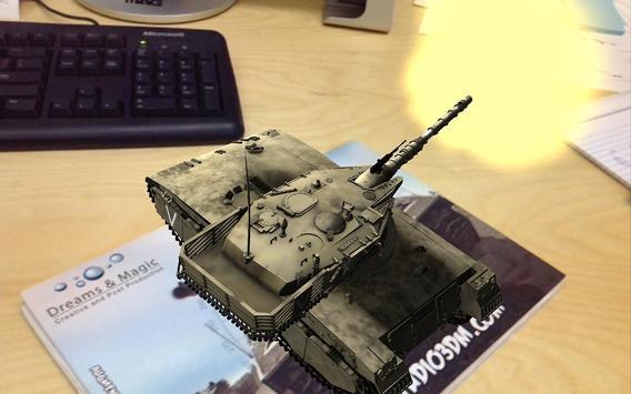 AR Tank apk screenshot