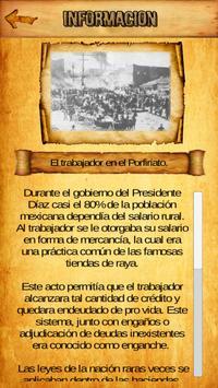 Historia de México screenshot 2