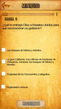 Historia de México screenshot 3