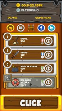 King's Clicker apk screenshot