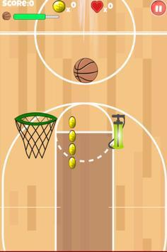 Basket ball poster