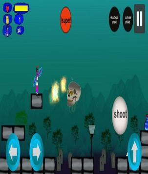 adventure of purple apk screenshot