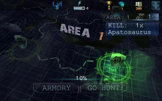 Saurus Hunt screenshot 1