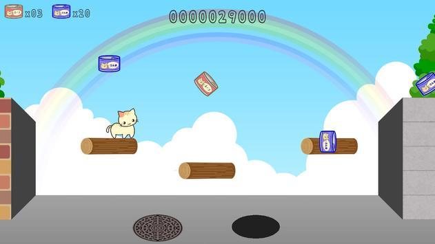 Super Nyanko Walk (demo) apk screenshot