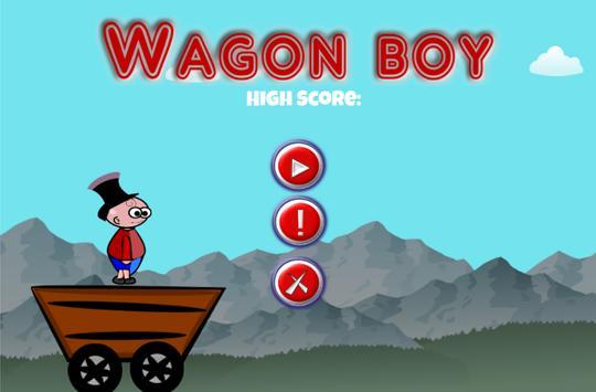 boy Wagon poster