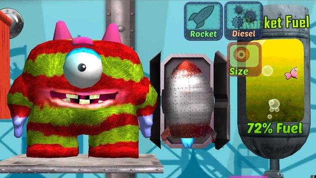 MonsterPet with fun Mini Games screenshot 12
