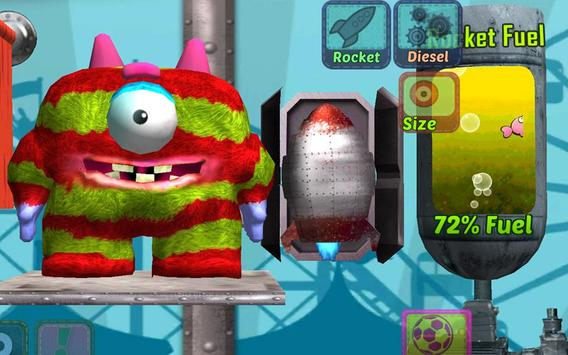MonsterPet with fun Mini Games screenshot 1