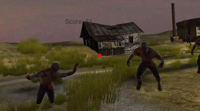 VR Zombie Assault apk screenshot