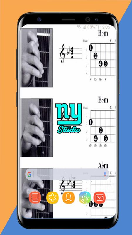 Complete Guitar Chord Chart APK Download - Free Music & Audio APP ...