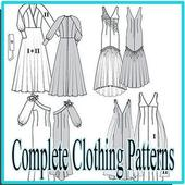 Complete Clothing Patterns icon