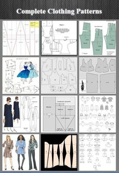 Complete Clothing Patterns screenshot 5