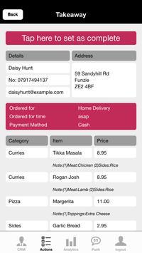 Complete Website Services CRM apk screenshot