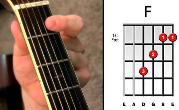 Complete Guitar Key screenshot 1