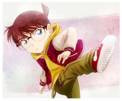 detective kids Conan wallpaper screenshot 1