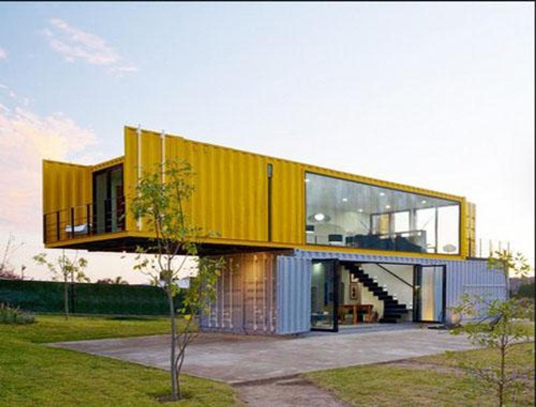 Container house design ideas screenshot 2