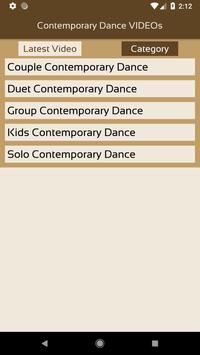 Contemporary Dance VIDEOs screenshot 2