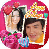 Love Collage Maker For Picture icon
